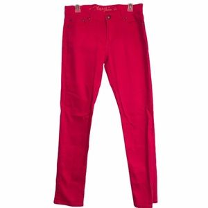 Elite Hot Pink Straight Leg Jeans
